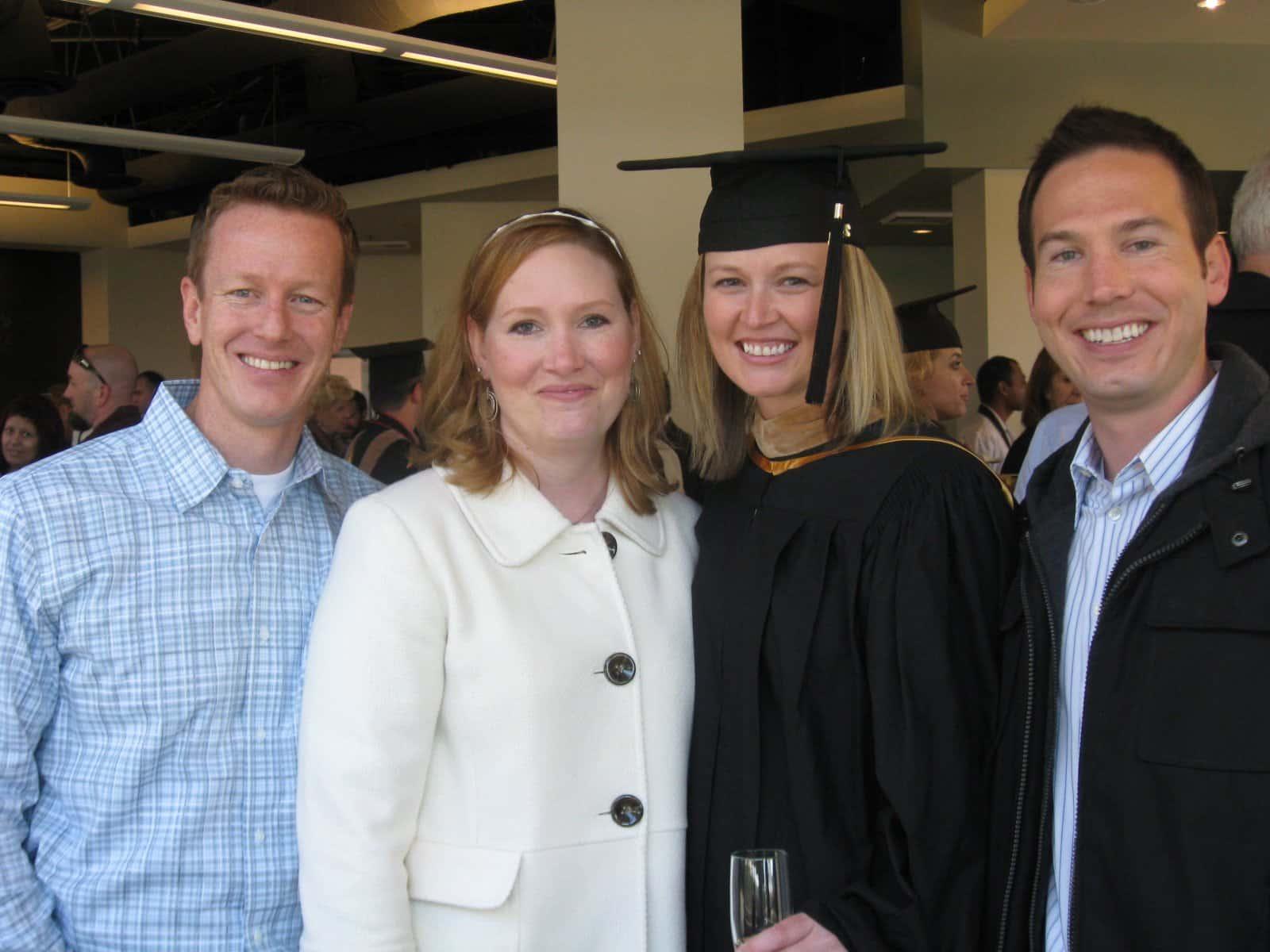 How I Juggled Grad School and MBA