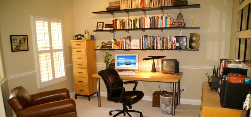 Unclutter Your Life: Check Out My New Organized Office!