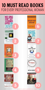 My Favorite Career & Entrepreneurship Books