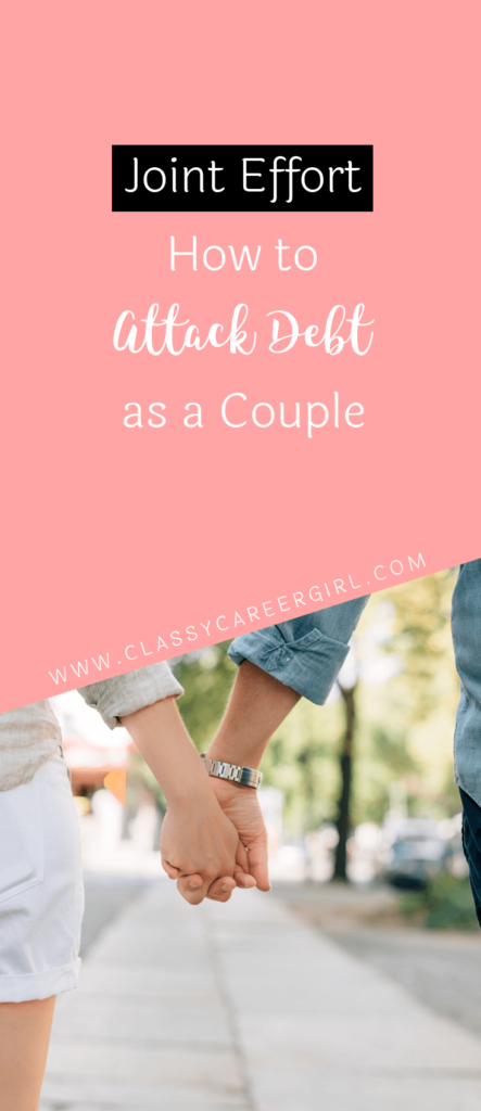 Joint Effort How to Attack Debt as a Couple