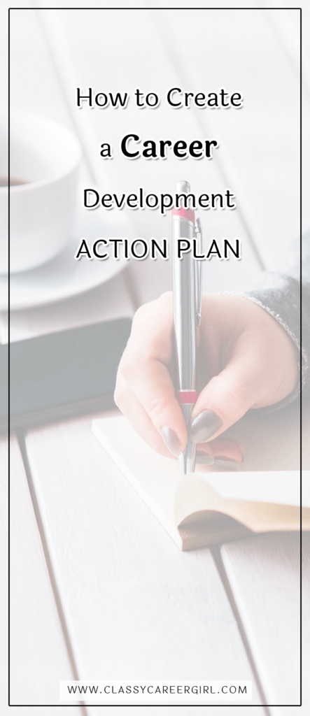 how to create development plan