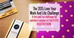 Love Your Work and Life Challenge