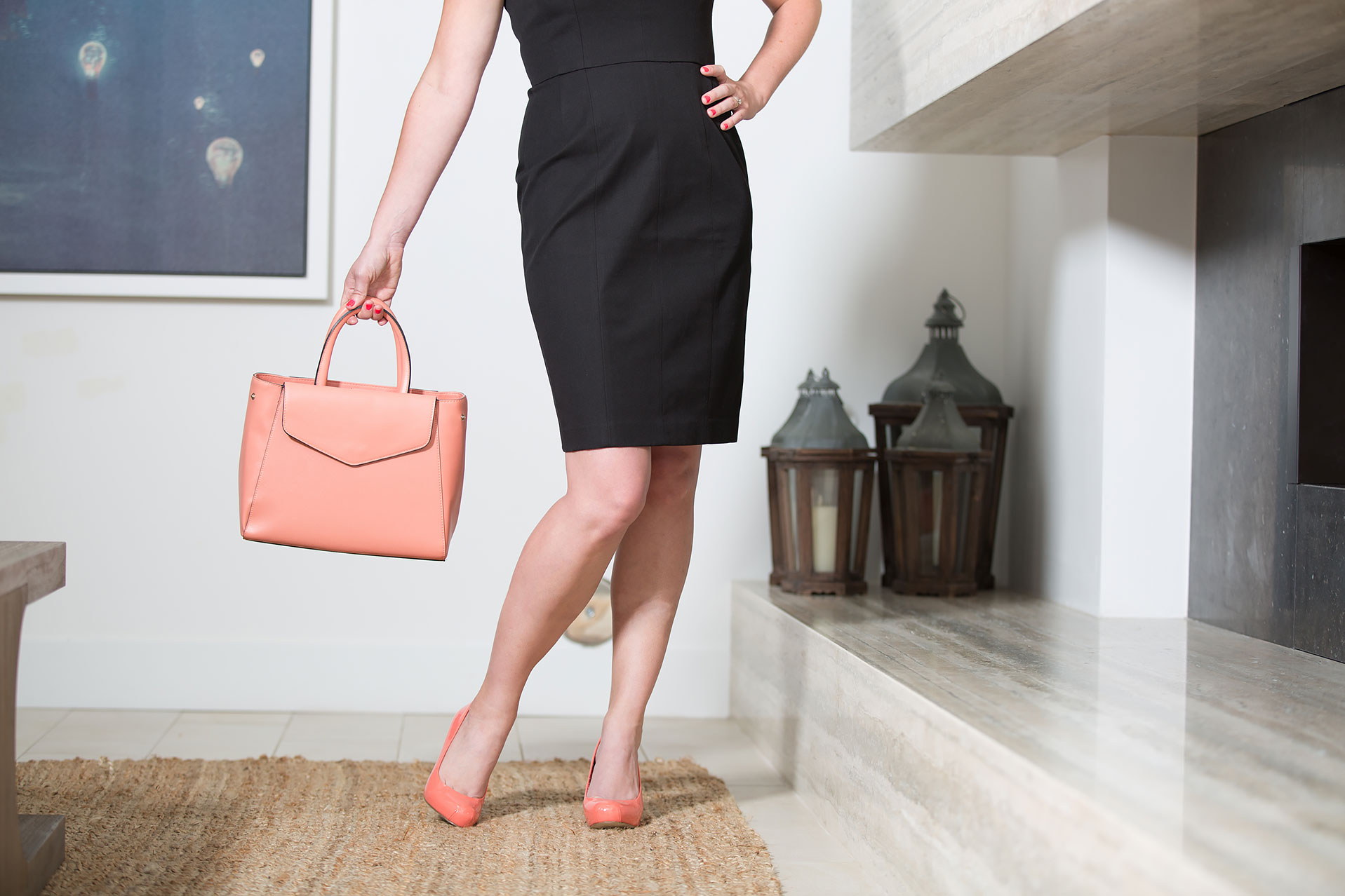 How To Have Five Days of Office Style On a Budget