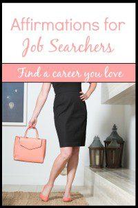 career change affirmations