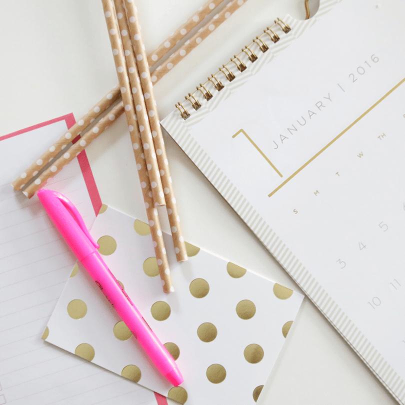 Social Media Calendar for Busy Entrepreneurs