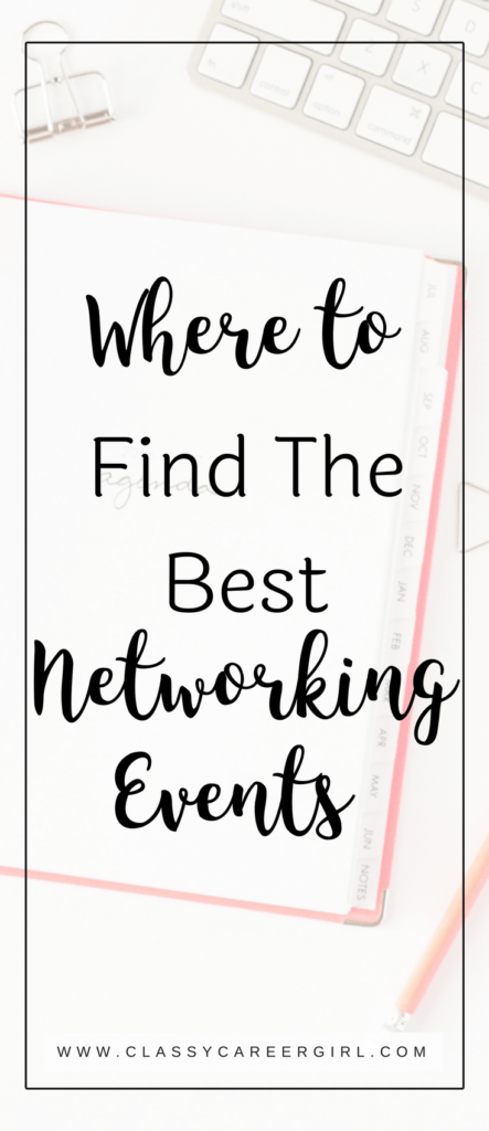 Where to Find The Best Networking Events
