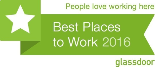 glass door best places to work 2016