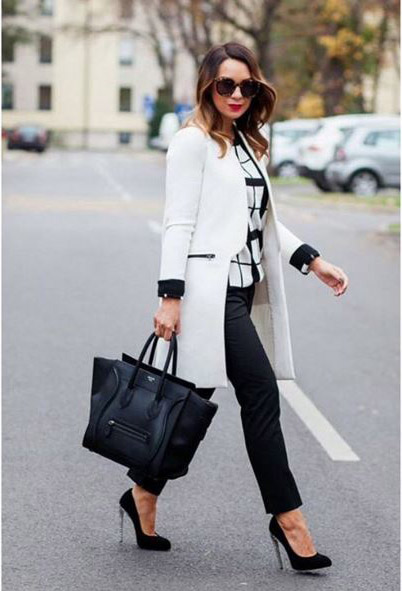 c0bd9a9d3e4 What to Wear to Work this Winter - Classy Career Girl
