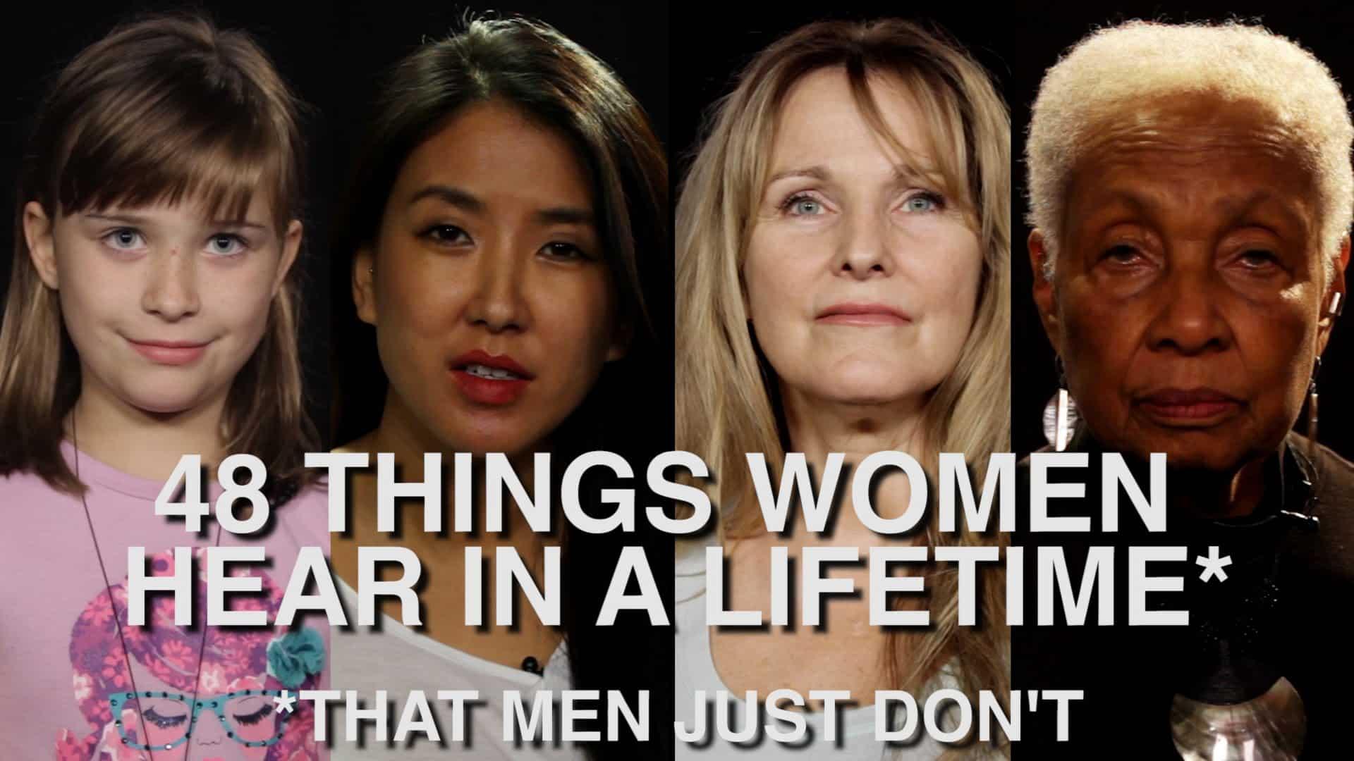 Subtle Sexism: 48 Things Women Hear That Men Don't