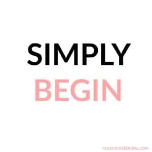 simply begin mantras