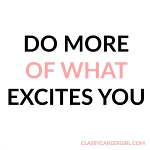 what excites you mantras