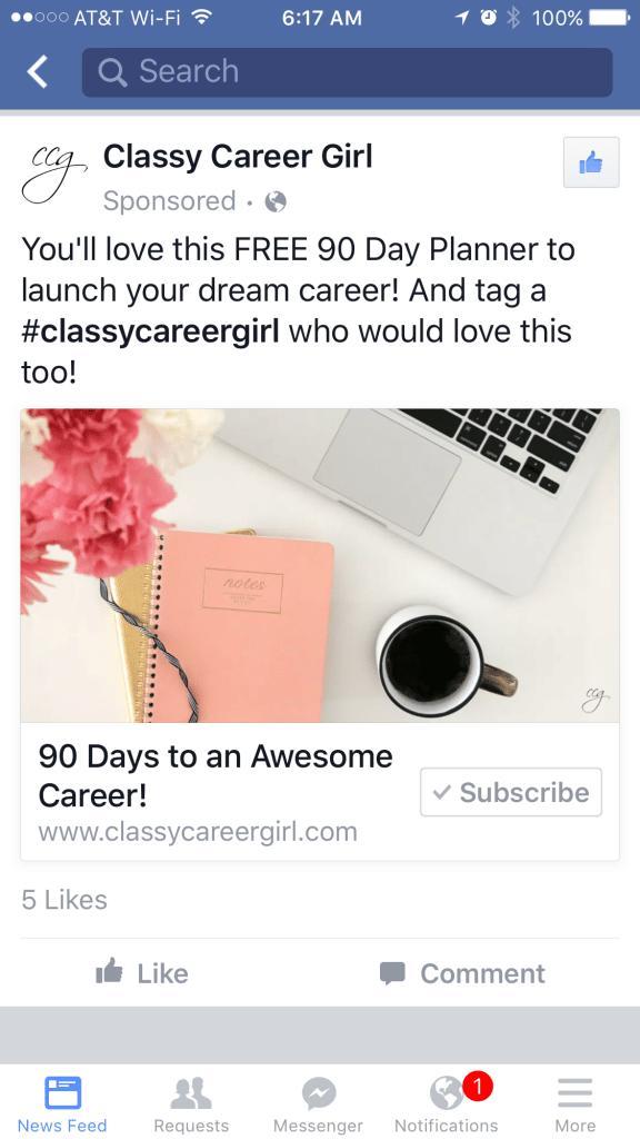 facebook ads, lead ad,