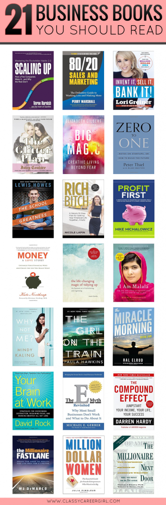 21 Business Books