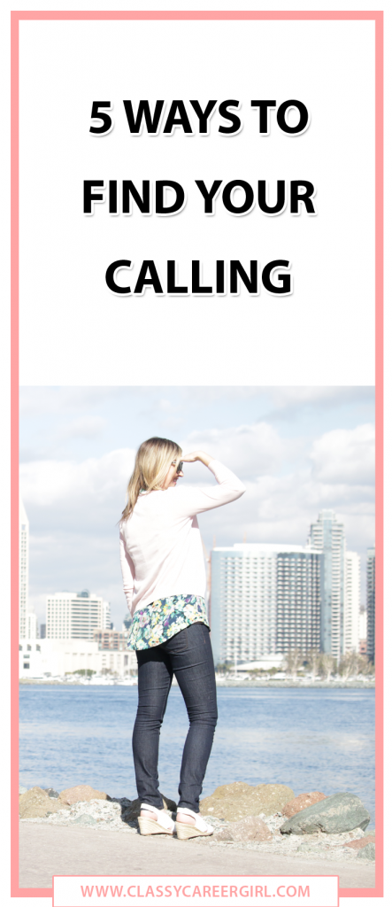 5 Ways to Find Your Calling