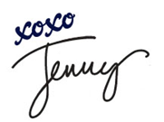 Jenny Fenig signature