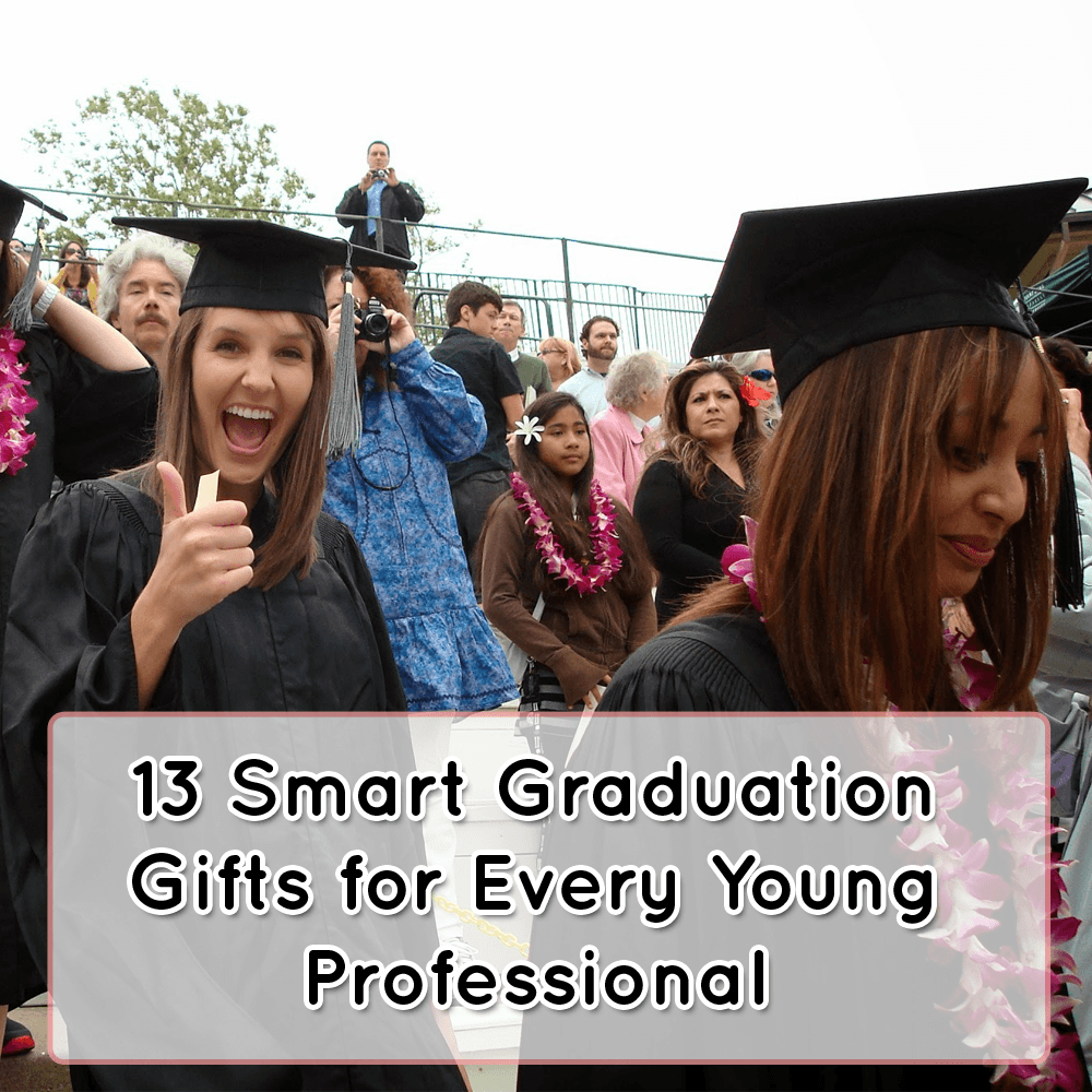 13 Smart Graduation Gifts for Every Young Professional