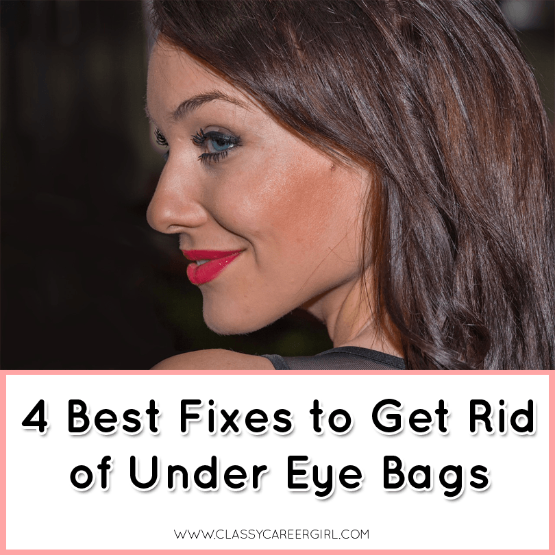 4 Best Fixes to Get Rid of Under Eye Bags