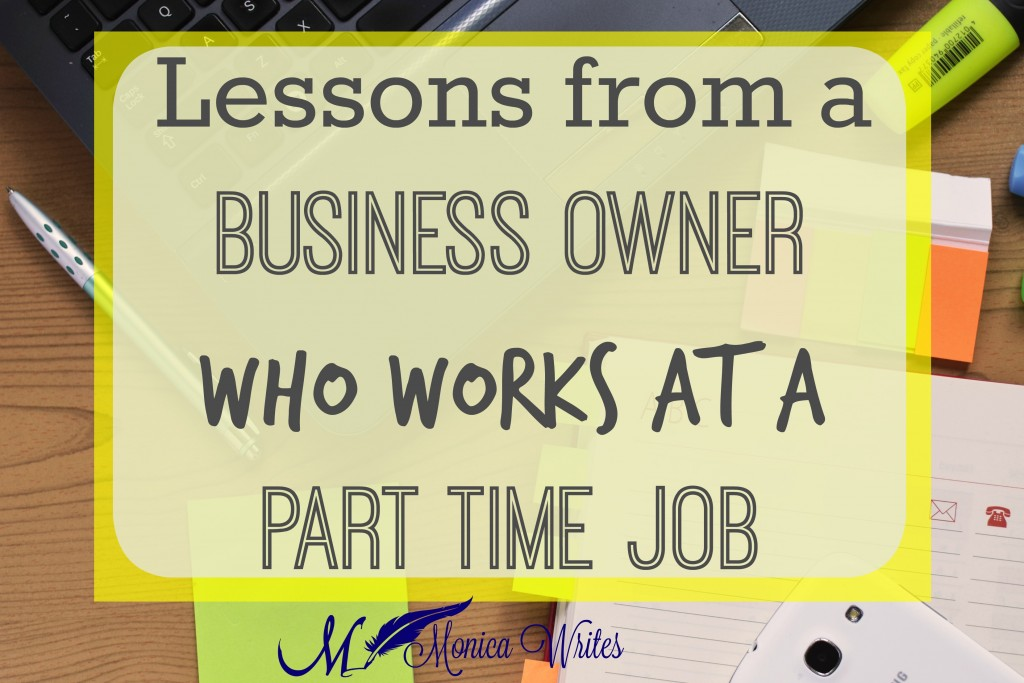 Lessons from a Business Owner