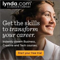 Lynda Free 10 Day Trial