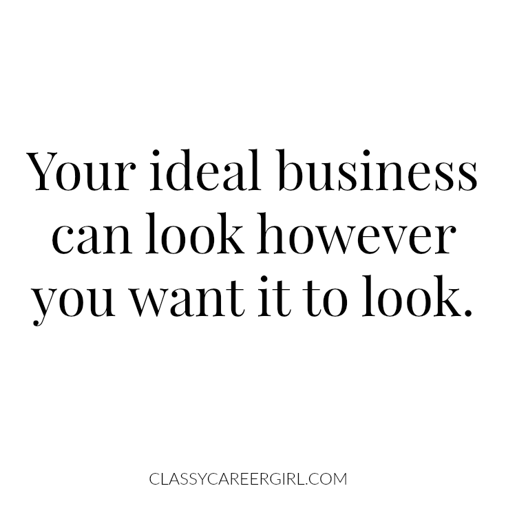 Your Ideal Business