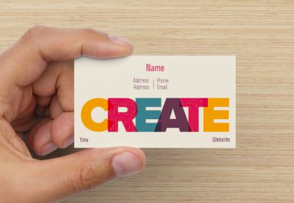 10 business cards youll want to order now classy career girl create business cards reheart Images