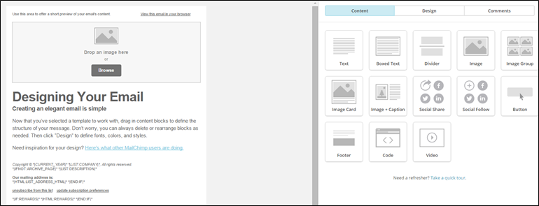 mailchimp test workflow 6