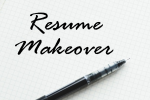 resume makeover