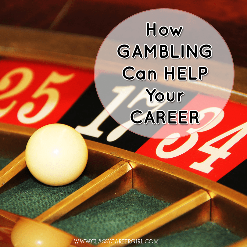 Gambling as a career