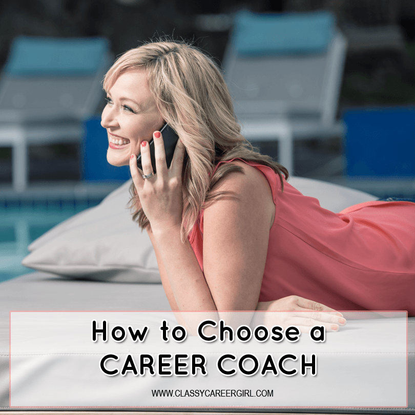 How to Choose a Career Coach