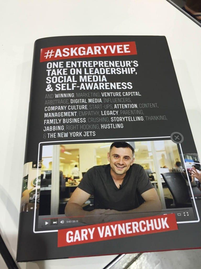 book Gary Vaynerchuk