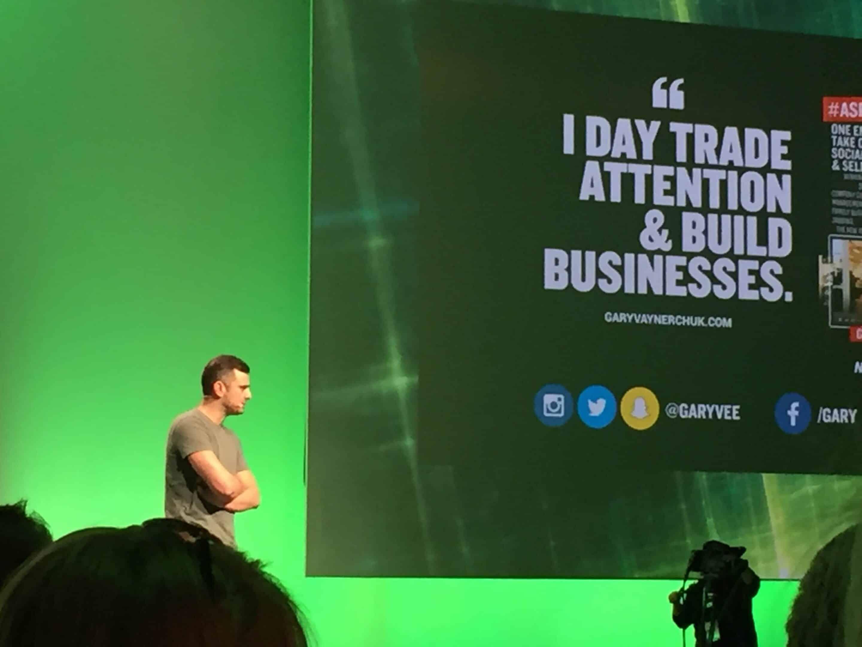 day trade Gary Vaynerchuk