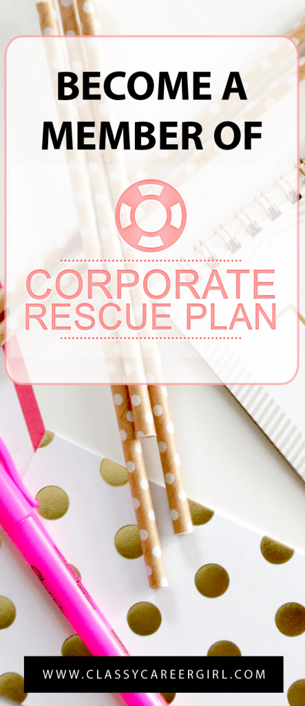 Become a Member of Corporate Rescue Plan
