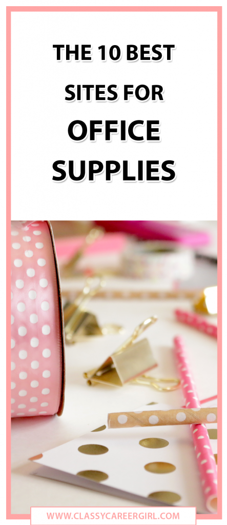 If You Love Office Supplies As Much We Do Ll This List To Browse For Your Favorite Monogrammed Stationery And Don T Forget A Pink Stapler