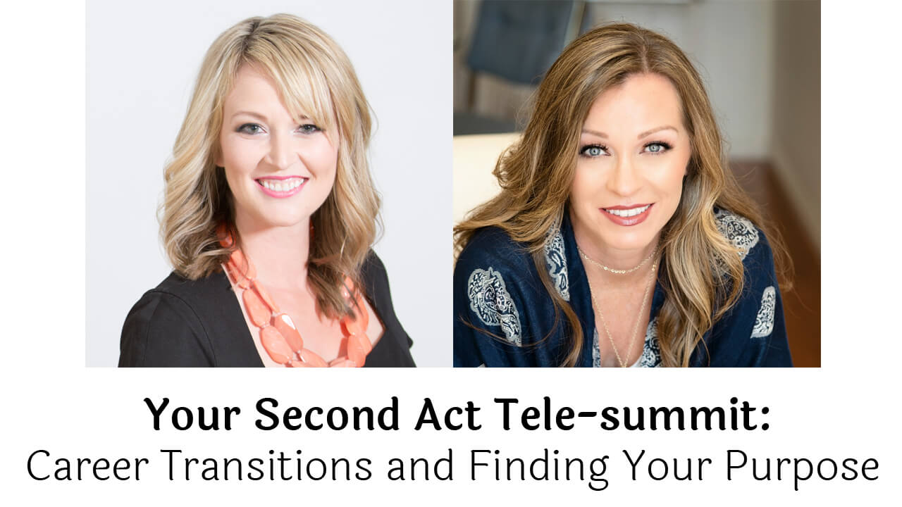 Your Second Act: Navigating Your Career Transition (CCG Podcast #41)