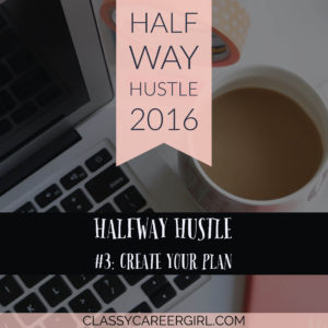 day 3 create your plan
