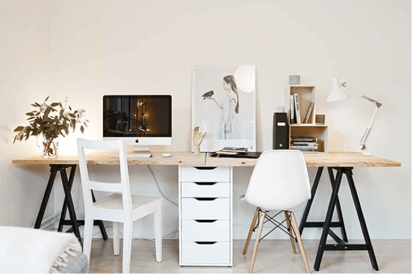 How to Create a Stylish Office When You Work From Home