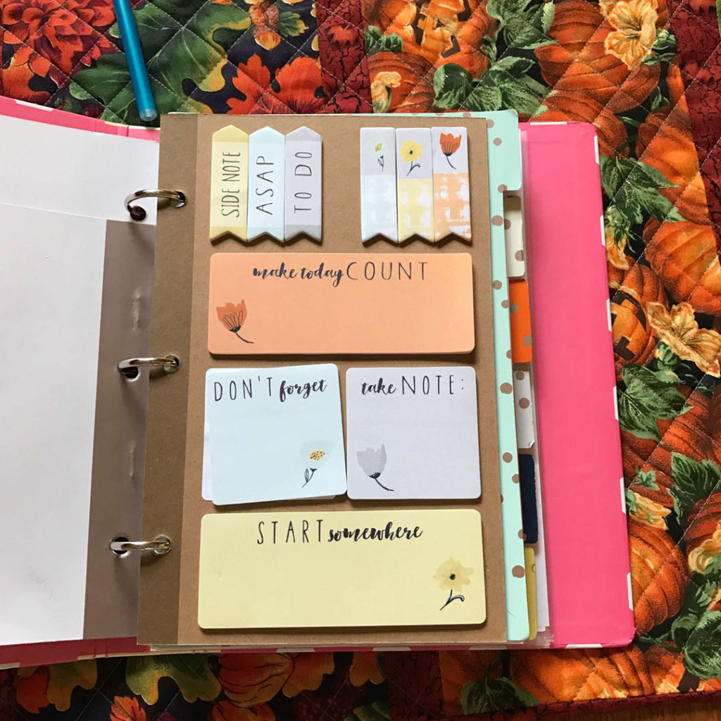 photo about Diy Planner Organizer named Do it yourself: How Towards Create Your Personal Each day Planner - Cly Vocation Woman