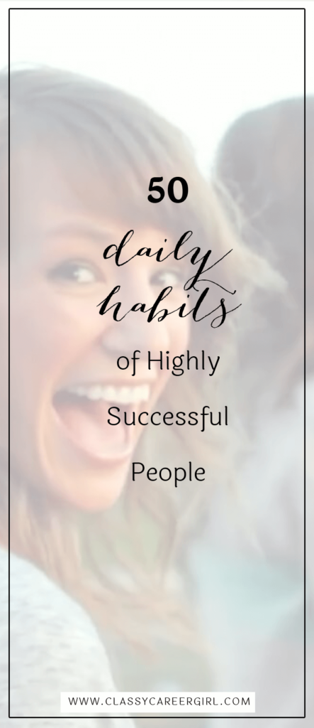 50-daily-habits-of-highly-successful-people