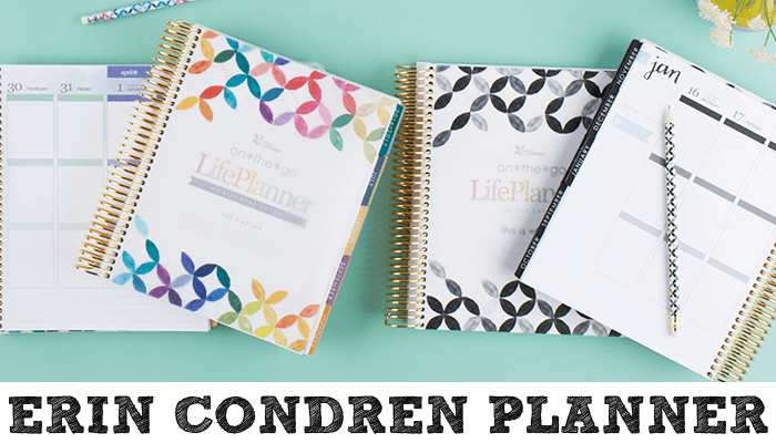 make your own weekly planner
