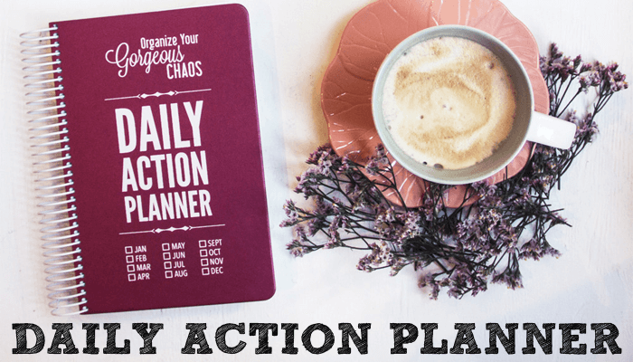 Daily Action Planner