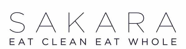 Sakara Eat Clean Eat WHole Logo