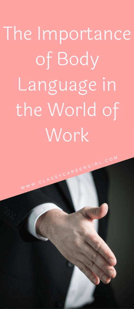 The Importance of Body Language in the World of Work