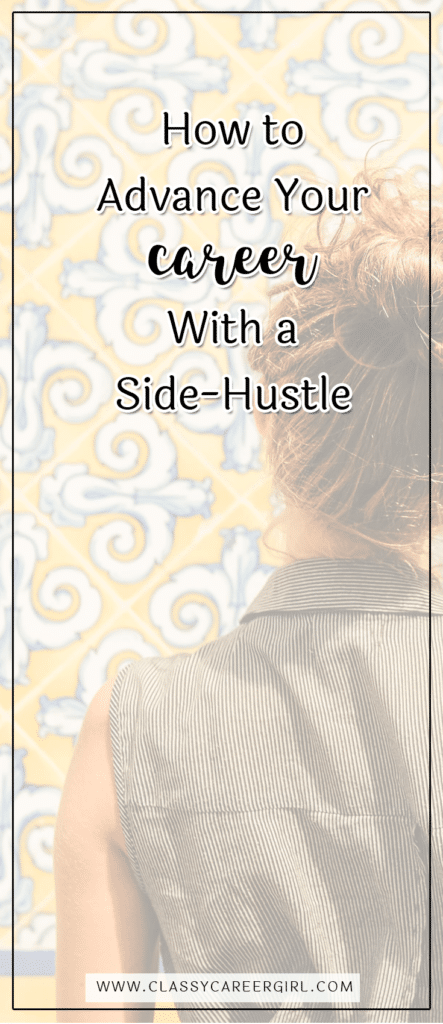 How to Advance Your Career With a Side-Hustle