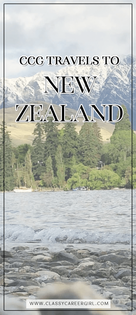 CCG Travels to New Zealand
