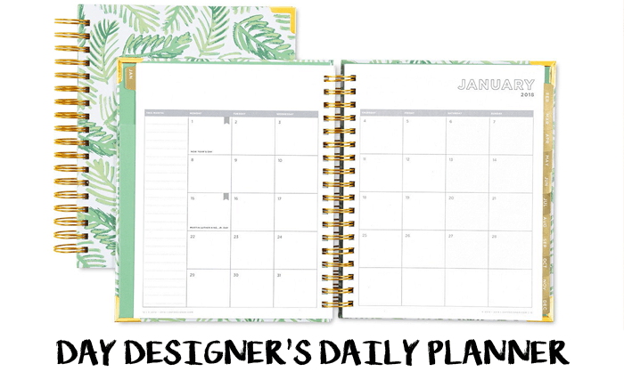 picture about Daily Planners referred to as 10 Excellent Planners of 2018
