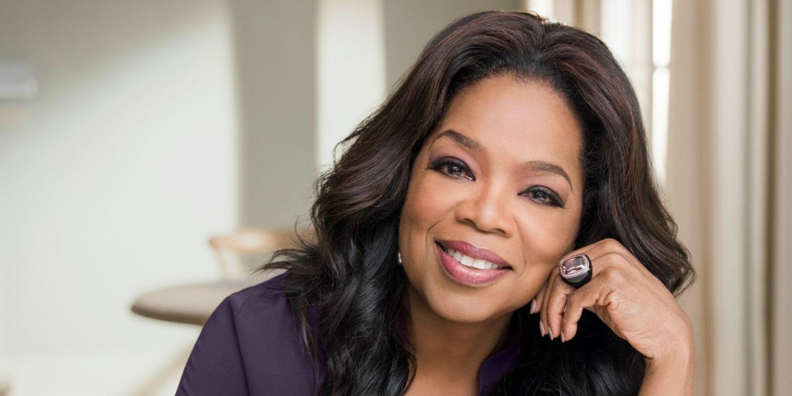 "an introduction to the life and career of oprah winfrey Introduction to enterprise-oprah winfrey ""the television career life oprah winfrey's childhood has motivated her to do."