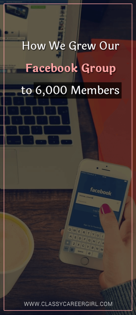 How We Grew Our Facebook Group to 6,000 Members