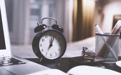 Decrease Overwhelm: The 5 Biggest Time Management Mistakes (PODCAST)