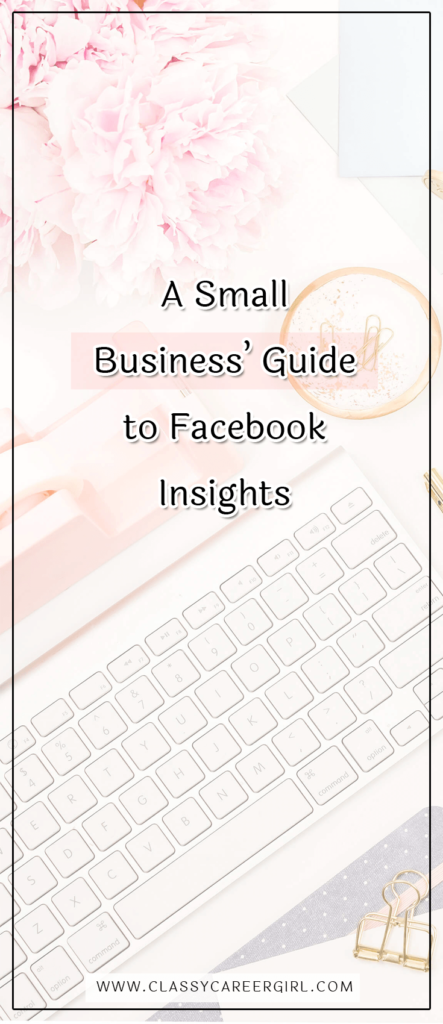 A Small Business' Guide to Facebook Insights (1)