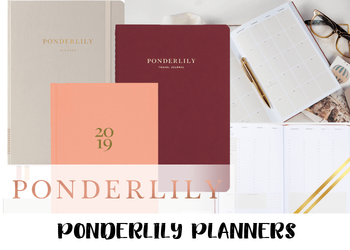 10 Best Planners for 2019 - Classy Career Girl